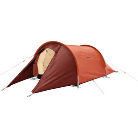 VAUDE Arco 2P Tenda rosso